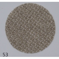 Aïda de lin 5,4 pts / cm - coloris  53