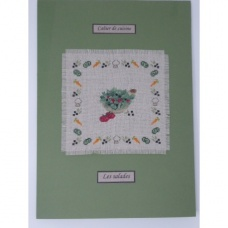 Les cahiers de cuisine - Les salades