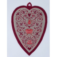 Coeur et Poteries d'Alsace