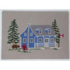Maisons d'ici et d'ailleurs - Le Canada