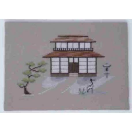 Maisons d'ici et d'ailleurs - Le Japon