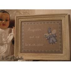 Tableau de naissance Petit Lutin