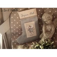 """Botte de Noël """"Souris"""""""