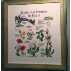 Jardins et Friches de Paris