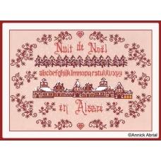Nuit de Noël en Alsace