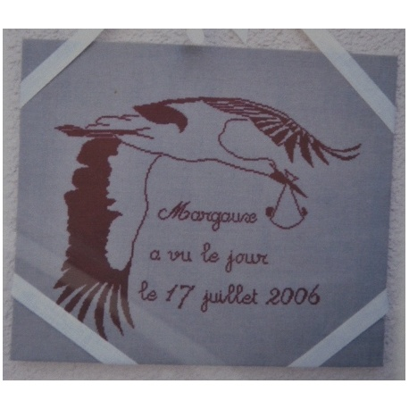 Bienvenue Margaux !