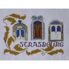 Strasbourg Portes Art Nouveau
