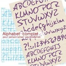 Alphabet complet (CL000)