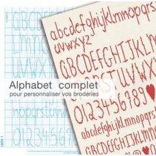 Alphabet complet (CL010)