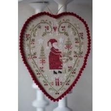 Coeur Père Noël
