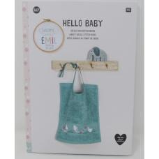 Hello Baby  - RICO Design