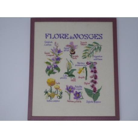 Flore des Vosges