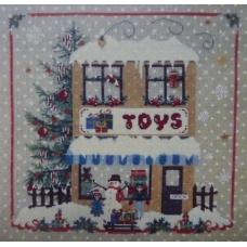 Christmas Avenue : Toys Shop