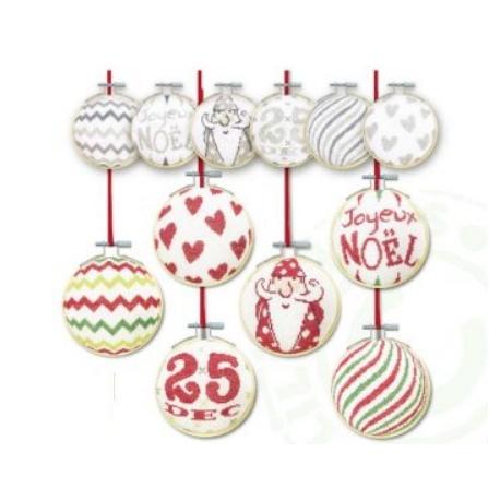 Les Boules de Noël 3