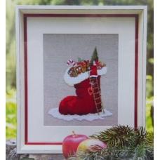 Ein Stiefel voller Geschenke - UB Design (fiche)