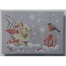 Bunny dans la neige