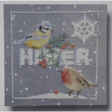 Les oiseaux en hiver