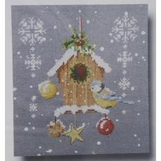 Le nichoir à Noël