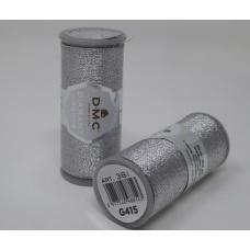 Fil DMC métallisé - Diamant Grandé G415