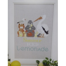Summer Iced Lemonade
