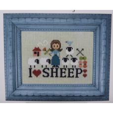 Les P'tites Bonnes Femmes : I love Sheep