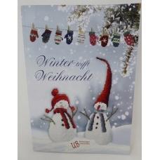 Winter trifft Weihnacht- UB Design