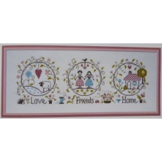 Love, Friends & Home