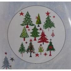 Sapins de Noël  (fiche)