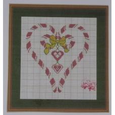 Coeur en Sucre d'Orge