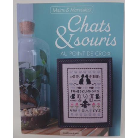 Chats & Souris au Point de croix