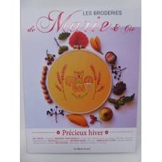 Précieux Hiver - Les Broderies de Marie & Cie