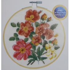 Roses sauvages (kit)