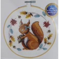 Un écureuil si mignon (kit)