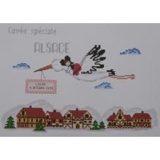 Cuvée spéciale Alsace (Fille)