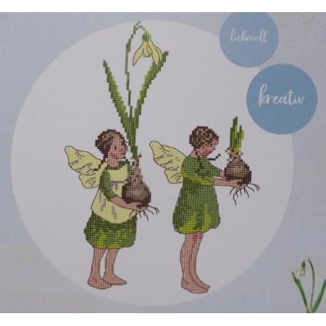 Elfes de printemps verts (fiche)