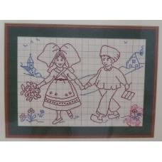 Couple au Village