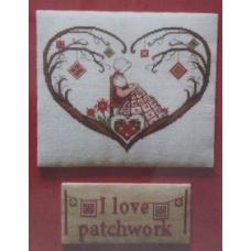 Cuori I love Patchwork