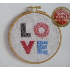 Love (kit pré-imprimé)