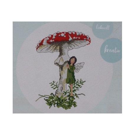 Elfe avec amanite (fiche)