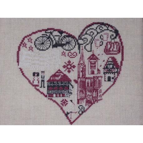 L'Alsace au cœur