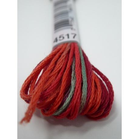 Fil DMC Coloris n° 4517 - Lutins