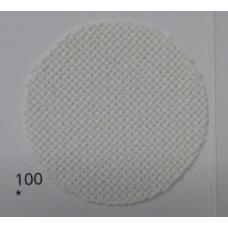 Lugana - 10 fils / cm coloris  100