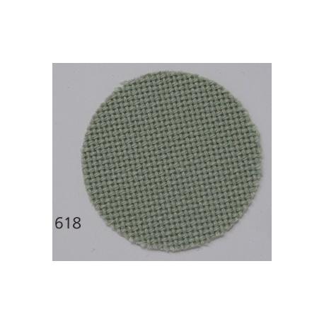 Lugana - 10 fils / cm coloris  618